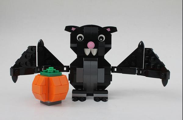 Halloweeeeeeeeeen Bat!
