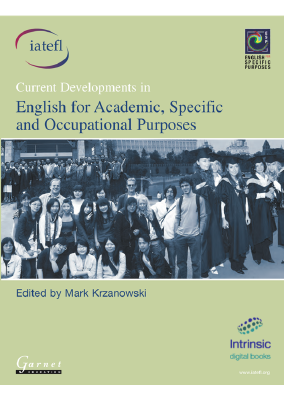 English for Academic, Specific and Occupational Purposes