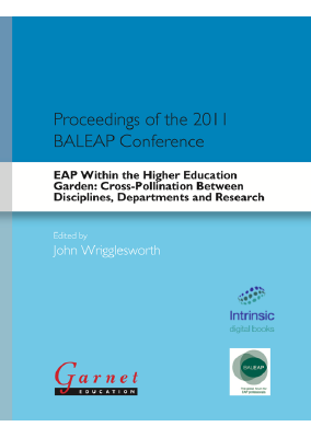 EAP Within the Higher Education Garden