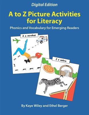 A to Z Picture Activities