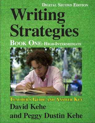 Writing Strategies Book One: Teacher's Guide and Answer Keys