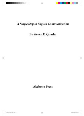 A Single Step to English Communication 4ed Student Book