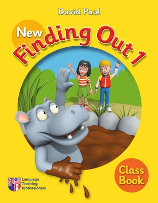 New Finding Out 1 - Class Book