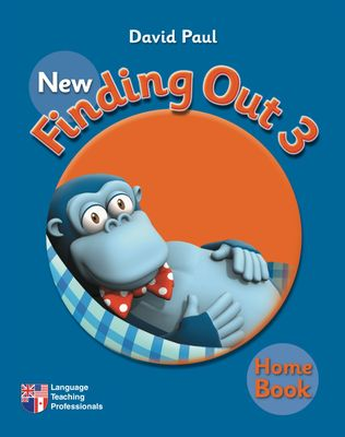 New Finding Out 3 - Home Book