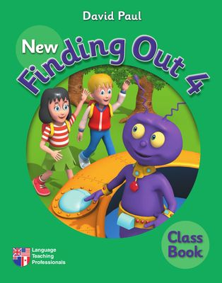New Finding Out 4 - Class Book