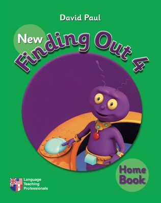 New Finding Out 4 - Home Book