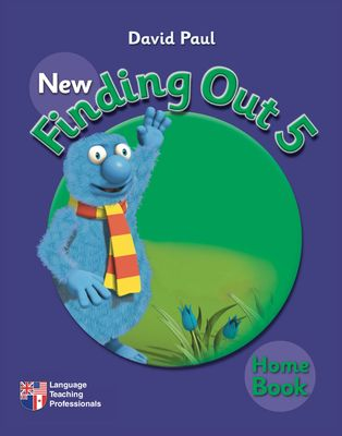 New Finding Out 5 - Home Book