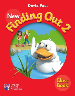 New Finding Out 2 - Class Book