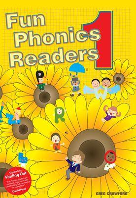 Fun Phonics Readers 1