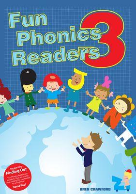 Fun Phonics Readers 3