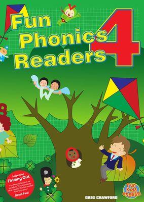 Fun Phonics Readers 4