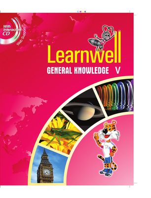 Learnwell General Knowledge-5