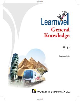 Learnwell General Knowledge-6