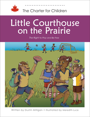 Little Courthouse on the Prairie