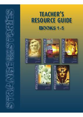 Strange But True Stories Book Teacher's Guide