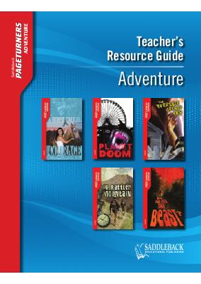 Adventure Teacher's Guide