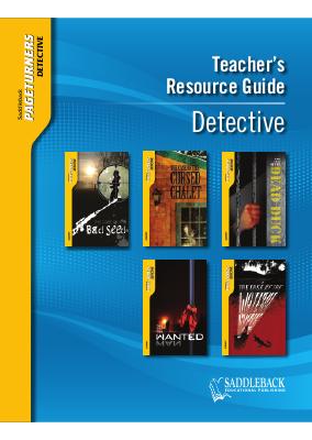 Detective Teacher's Guide