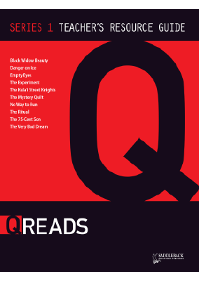 Q Reads Teacher's Resource Guide - Series 1