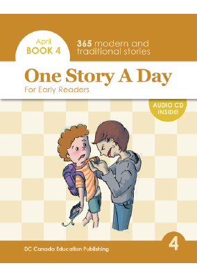 One Story a Day Early Reader - April