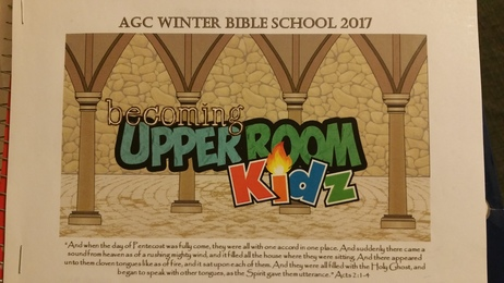 Apostolic Gospel Church Photos Winter Bible School 2017