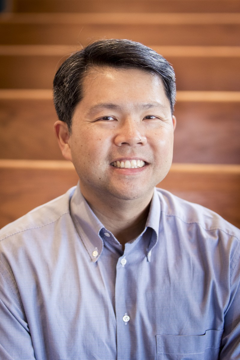 Tiburon Baptist Church - Staff - Executive Pastor: Stephen Aoki