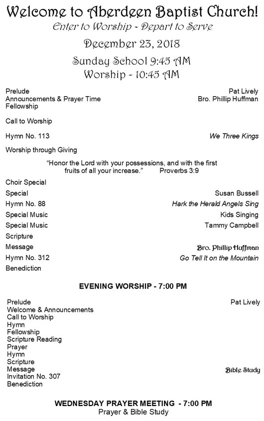 Pdf baptist hymns