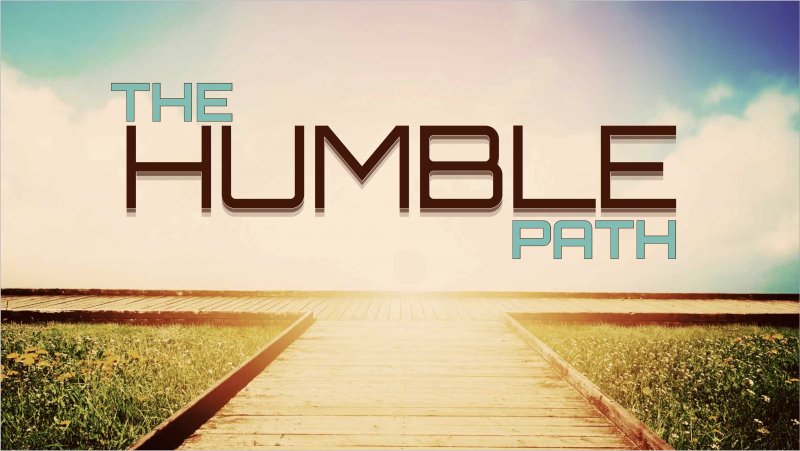 The Humble Path Lamar Family Ministries Center Sermons podcast