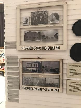 First Assembly of God Baxter Springs, KS - Photos - AGK 100th