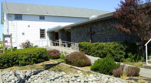 St Paul s Episcopal Church Crescent City California