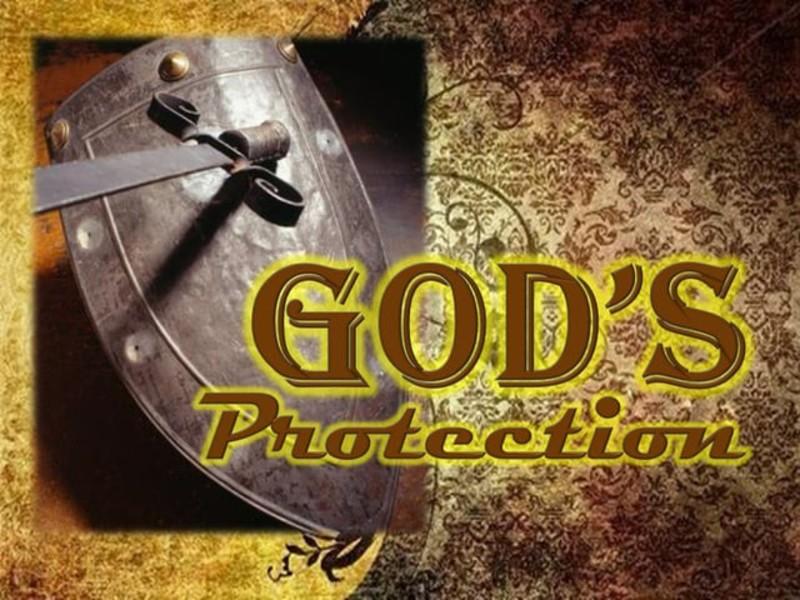 First Christian Church - God's Protection