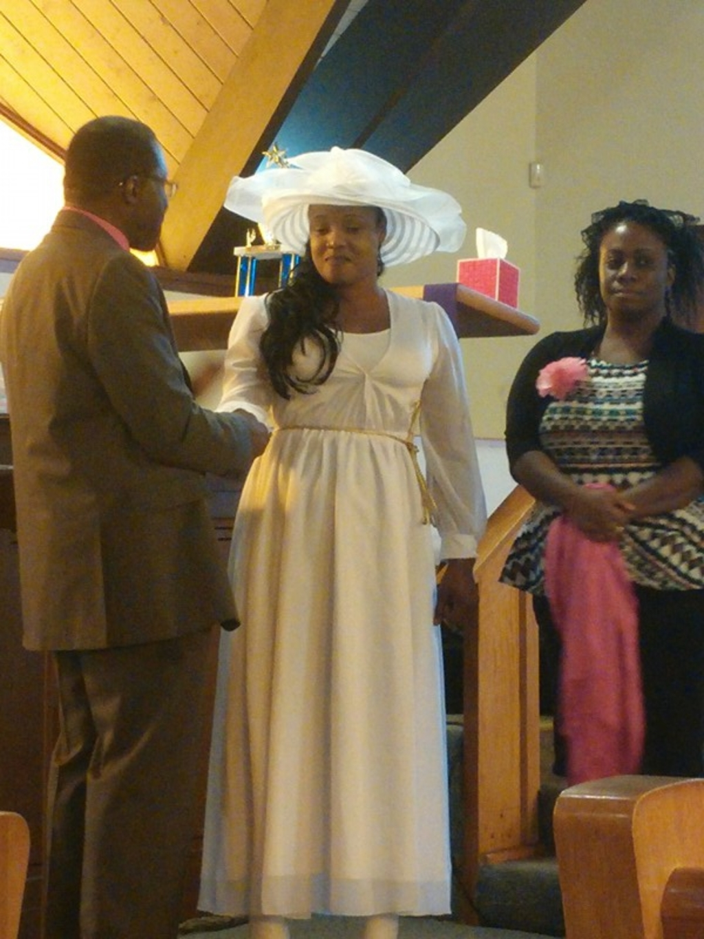 Church of God 7th Day of Palm Beach - Photos - Right Hand Of Fellowship