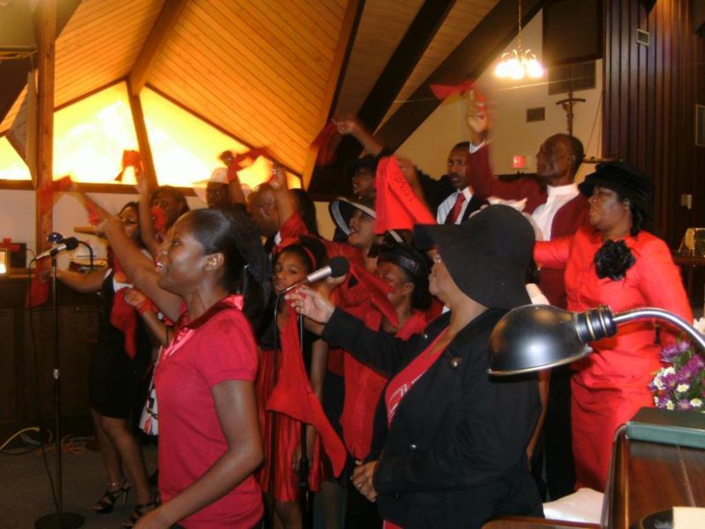 Church of God 7th Day of Palm Beach - Photos - Family