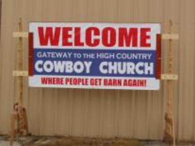 Gateway to the High Country Cowboy Church - Clark Missouri