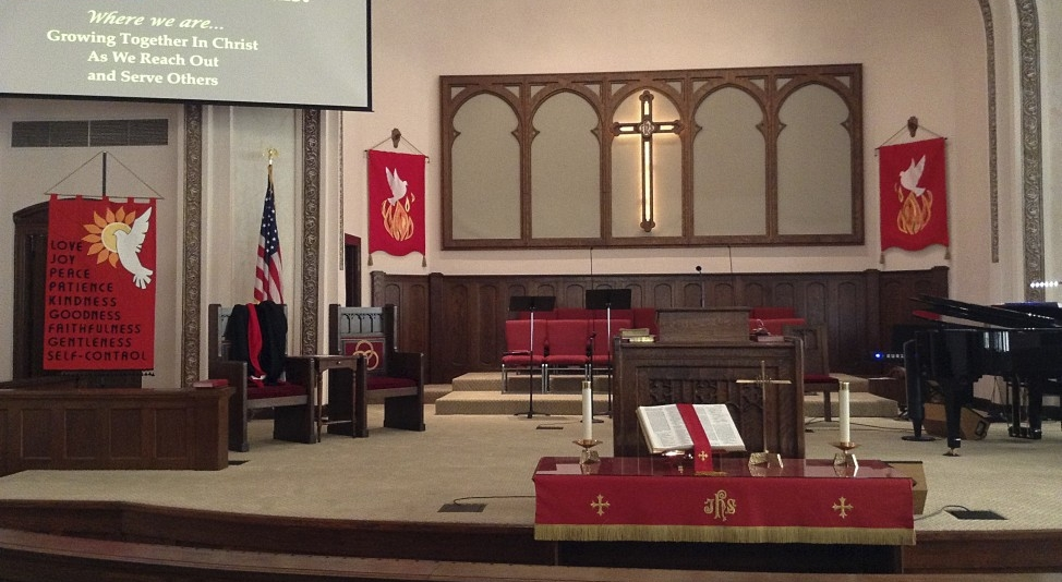 First United Methodist Church - Okmulgee Oklahoma