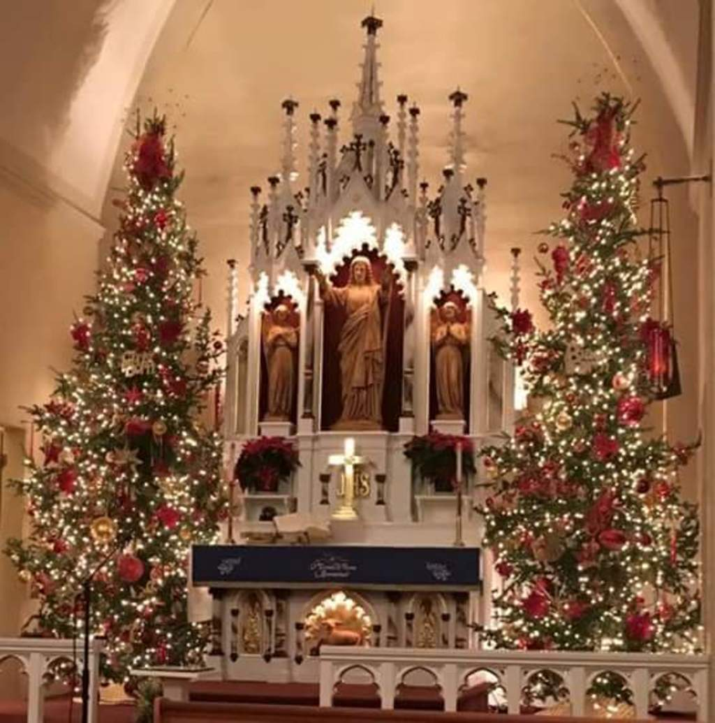 Christmas Church Decoration: How To Decorate Church Altar For Christmas