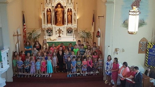 St  Paul Ev  Lutheran Church and School - Luxemburg Wisconsin