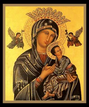 Our Lady of Perpetual Help Catholic Church - Calistoga California