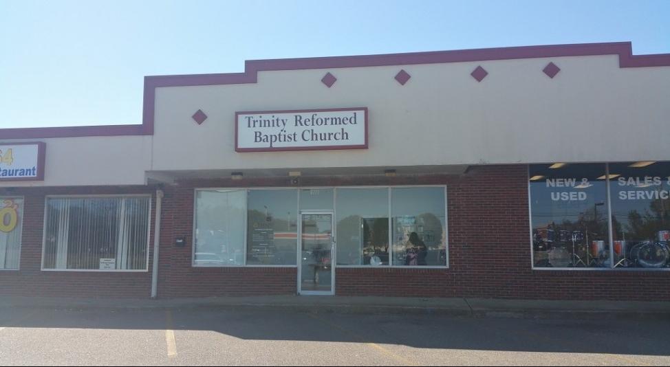 Trinity Reformed Baptist Church - Bartlett Tennessee