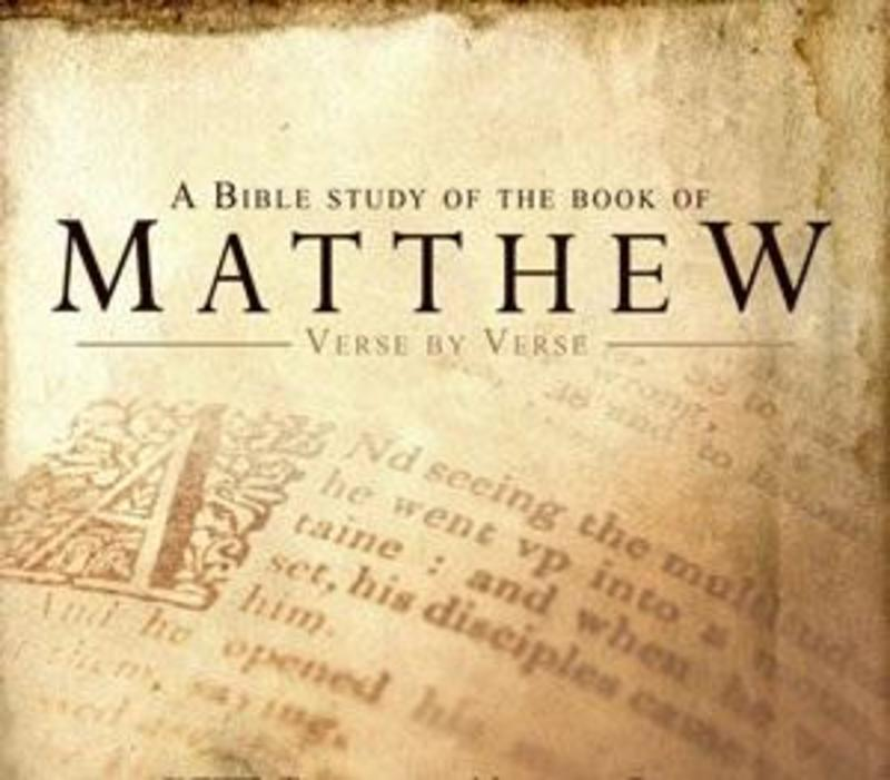 Union Church of Lavallette - Ministries - Monday Night Bible Study