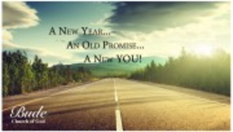 Image result for A New Year, An Old Promise