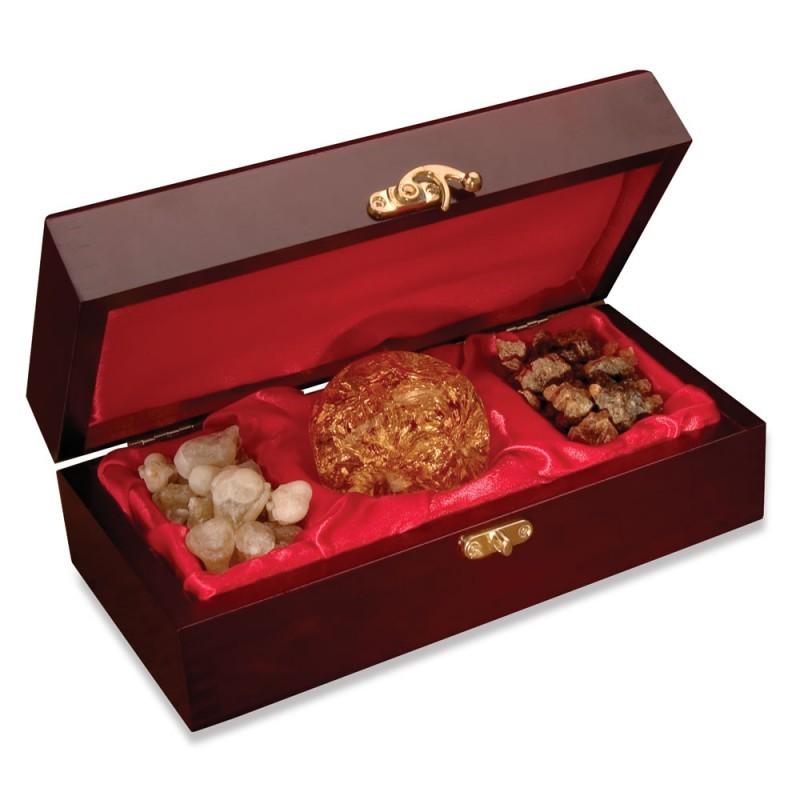 gold frankincense and myrrh - Gold Frankincense And Myrrh Christmas Gifts
