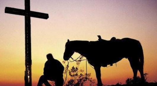 Easter Service 2015 Crossroads Cowboy Church Building Progress