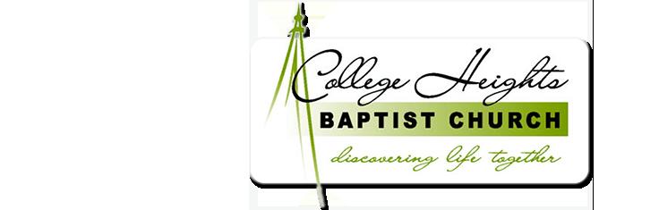 College Heights Baptist Church - Ministries - World Mission Fund