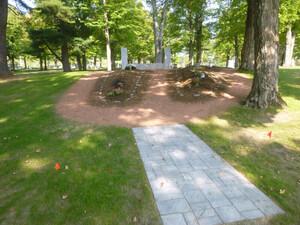 The Pines Urn Garden