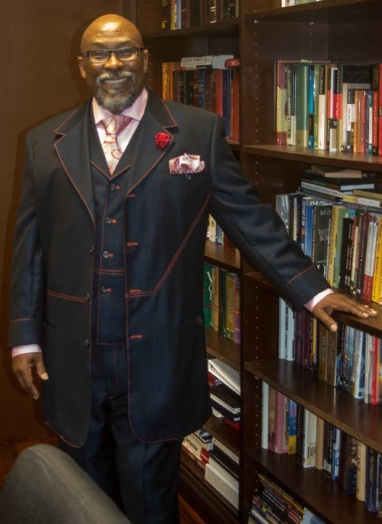 The Living Word Faith Center - Our Pastor - Apostle, Sr  Pastor