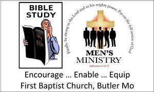 First Baptist Church Of Butler Ministries Men S Ministry