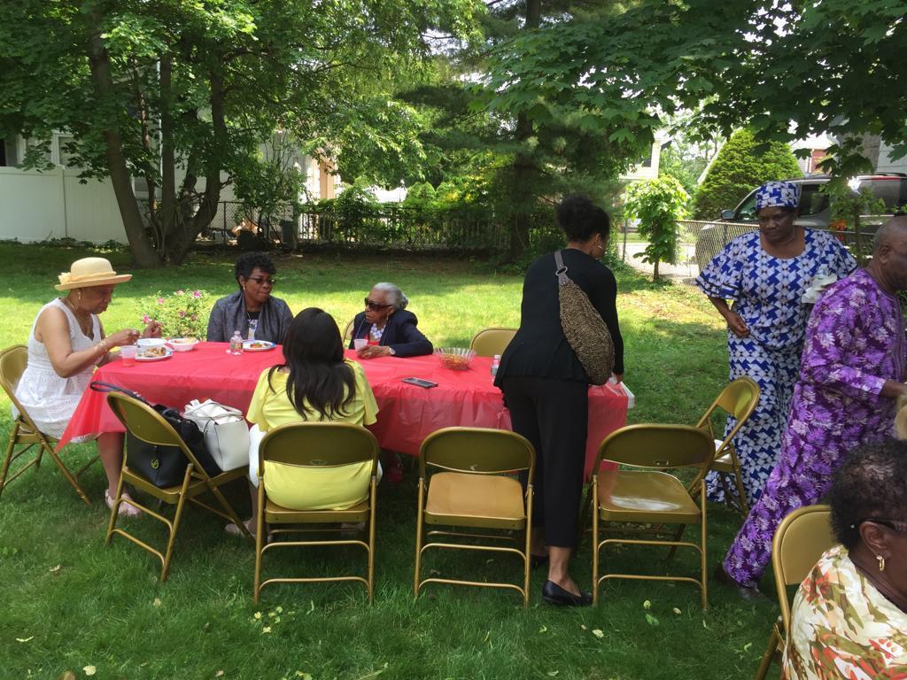 All Saints´ Episcopal Church - Gallery - Church picnic