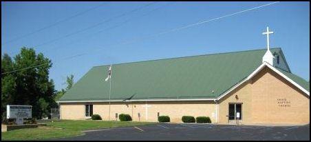 Grace Baptist Church Building
