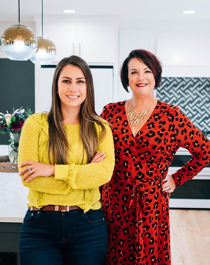 GMI Designers: Fernanda & Gina