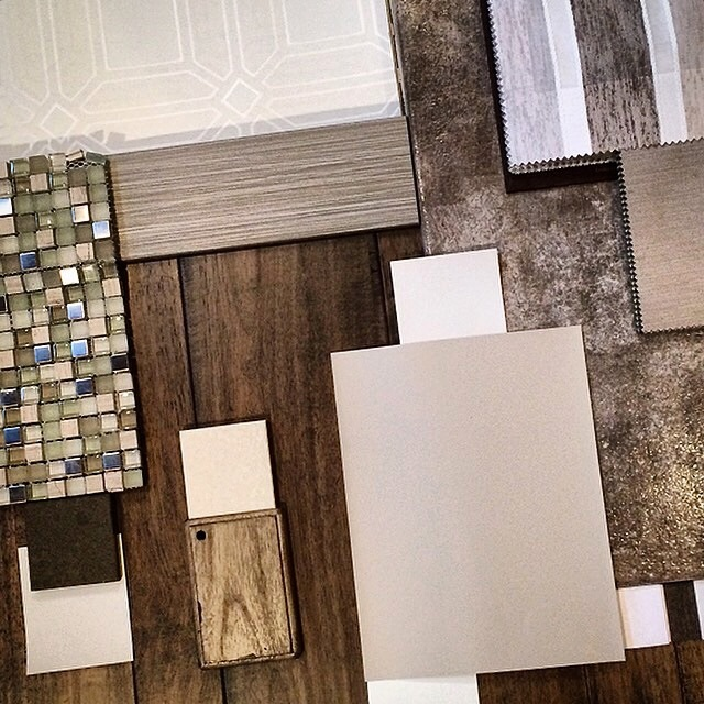 Selecting Tile, Flooring, Paint, and other Products